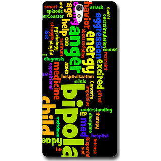 Cell First Designer Back Cover For Sony Xperia C5-Multi Color sncf-3d-XperiaC5-221