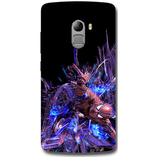 Cell First Designer Back Cover For Lenovo Vibe K4 Note-Multi Color sncf-3d-LenovoK4Note-135