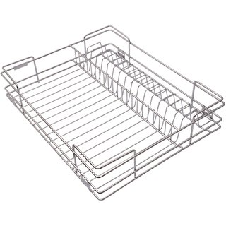 Alex Cup  Sucer Kitchen Basket -( 17 X 20 X 4 Inches)