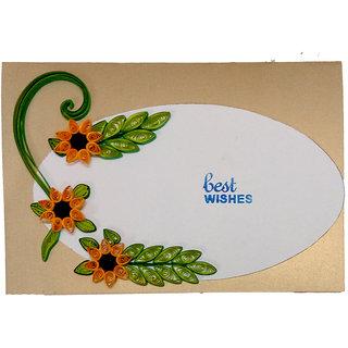 Buy handmade best wishes greeting card online get 20 off handmade best wishes greeting card m4hsunfo