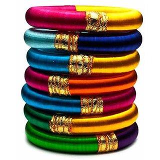 Red Thread Bangle