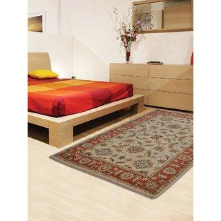 Shobha Handmade Woollen Rugs(K00106T0126A9)
