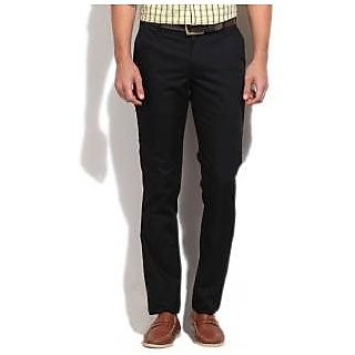Slim Fit Mens Black Jeans