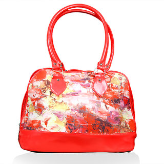 Katvon Womens Handbag Multi Colour YRS 107 A1