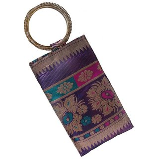 ALAR Ladies Multicolour Mobile Pouch