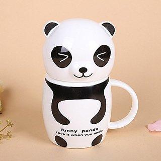 Jaycoknit Delicious Funny Panda Ceramic special Unique Mug