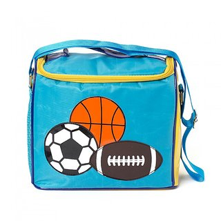 Aqua Ball Lunch Sling Bag