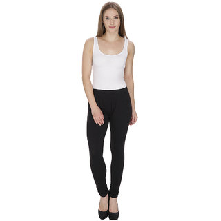 DAmour Ultra Comfort Suit Leggings-Black