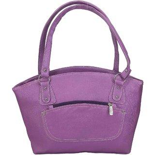 X-WELL Girls Party, Festive, Wedding Shoulder Bag Purple