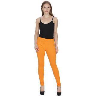 DAmour Ultra Comfort Suit Leggings-Orange