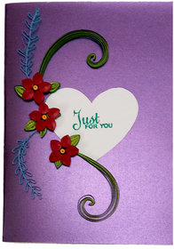 Handmade Birthday Greeting Card 009