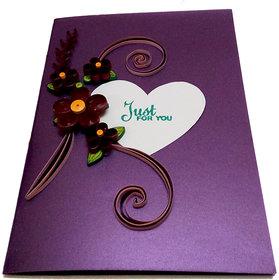 Handmade Birthday Greeting Card 010