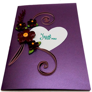 Handmade Birthday Greeting Card 010