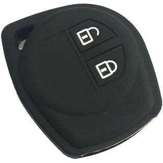 silicone car key cover for Maruti Suzuki cars - for two button keys only