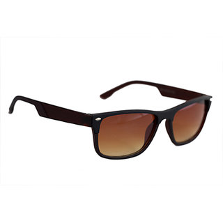 Sunglasses (Wayfarer) In Davi Style In Black & Brown