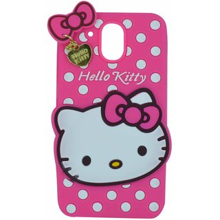 cc404d353 Buy Style Imagine Hello Kitty Back Cover For HTC Desire 526 - Pink ...