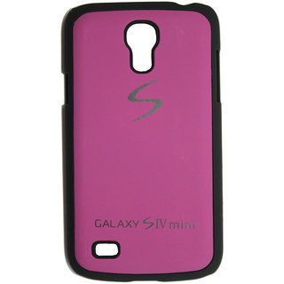 SCS Samsung S4 Mini Matte finish hard back case (Purple)