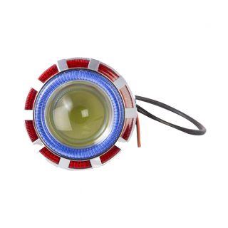 Capeshoppers  Ring Projector  For Hero MotoCorp Splendor Ismart