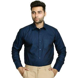 Studio Nexx Mens Formal Printed Shirt