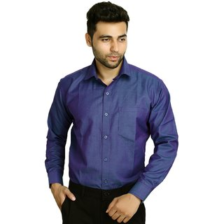 Studio Nexx Mens Formal Solid Shirt