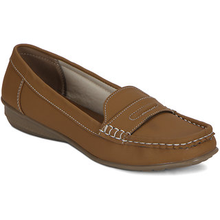 Torrini Beige Closed Loafer