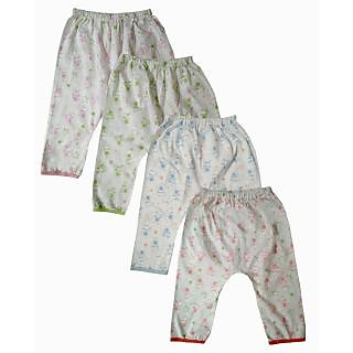 Set of 4 Pyjamas for a cute little 15-18 months baby (Unisex)