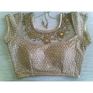 Handwork Beautiful Blouse for party