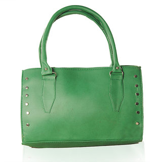 Katvon Womens Handbag GREEN YRS 0109A2