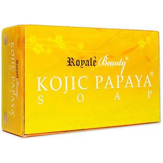 Royale - Kojic Papaya Whitening Soap