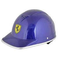 Mp Stylish Cap Style Open Face Stylish Helmet Blue