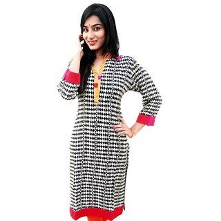 SAI FASHIONS Womens cotton kurta