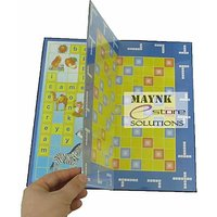 Ekta Spellex Junior Game Board Game For Kids Educational Improves Mental Ability