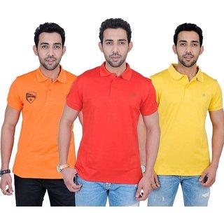 Fabnavitas Mens  T-shirt Pack of 3