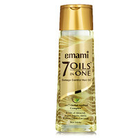 Emami 7 Oils In One Damage Control Hair Oil(pack Of 4)