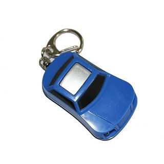 Whistle Key Finder Car Shaped with LED Key Chain YY-321