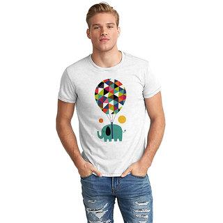 Dreambolic  Elephant Half Sleeve T-Shirt