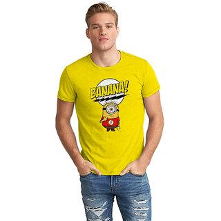 Dreambolic Banana Half Sleeve T-Shirt