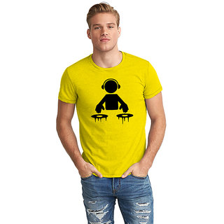 Dreambolic  Dj Half Sleeve T-Shirt