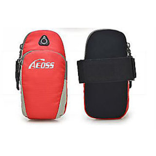 Aeoss Universal waterproof Sports Running Jogging Gym Armband Case Cover Holder (A252R)