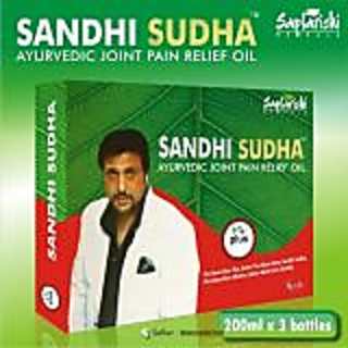 Sandhi Sudha Plus Joint Pain Relief Oil