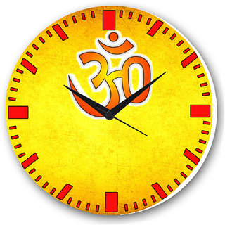 Czds India Religious Wall Clocks with Battery