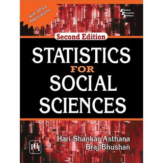 Statistics for Social Sciences (With SPSS Applications)