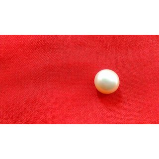 36ed07ed3 5-6 Ct Round Shape Fresh Water Pearl Moti Loose Gemstone For Ring certified