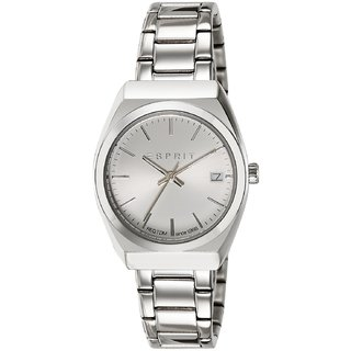 Esprit Quartz White Round Women Watch EMZES108522001