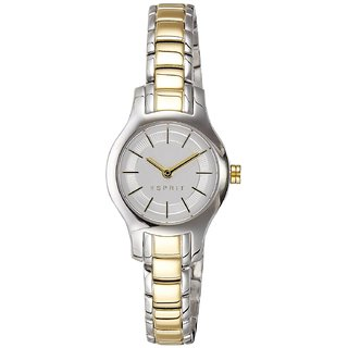 Esprit Quartz White Round Women Watch EMZES107082002