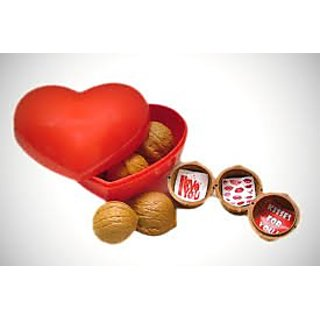 Buy Jaycoknit Love Nuts With Different Messages Showpiece For