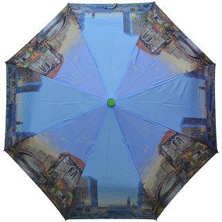 Murano 3 Fold RST print Beautiful Printed Umbrella for Women