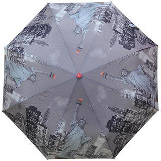 Murano 3 Fold RST print Beautiful Design Printed Umbrella for Women