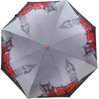 Murano 3 Fold RST print Designer Printed Umbrella for Women