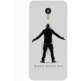 Casotec Eminem Kings Never Die Design 3D Printed Hard Back Case Cover for Yu Yunicorn